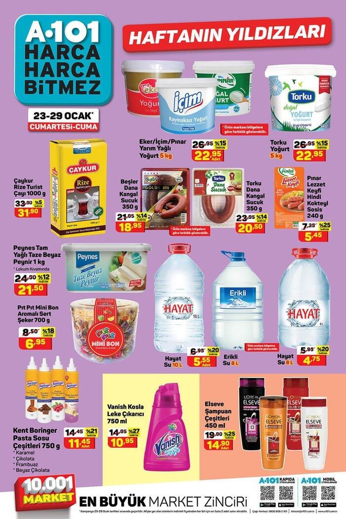 A101 26-28 Ocak aktüel ürünler kataloğu - Resim: 3