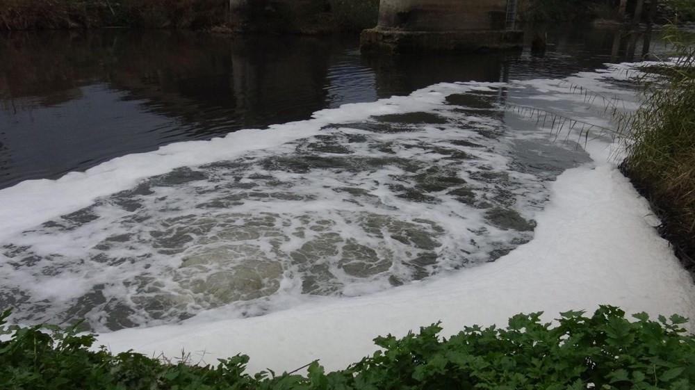 Büyük Menderes Nehri'nde kırmızı alarm: ''İçecek su bulamayacağız''