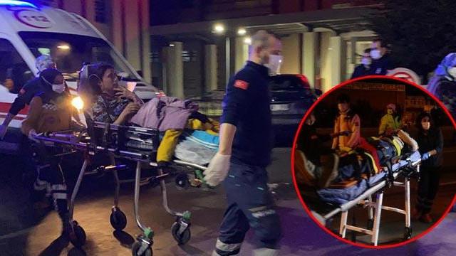 Kahreden haber! Anne vefat etti 3 çocuk hastanede