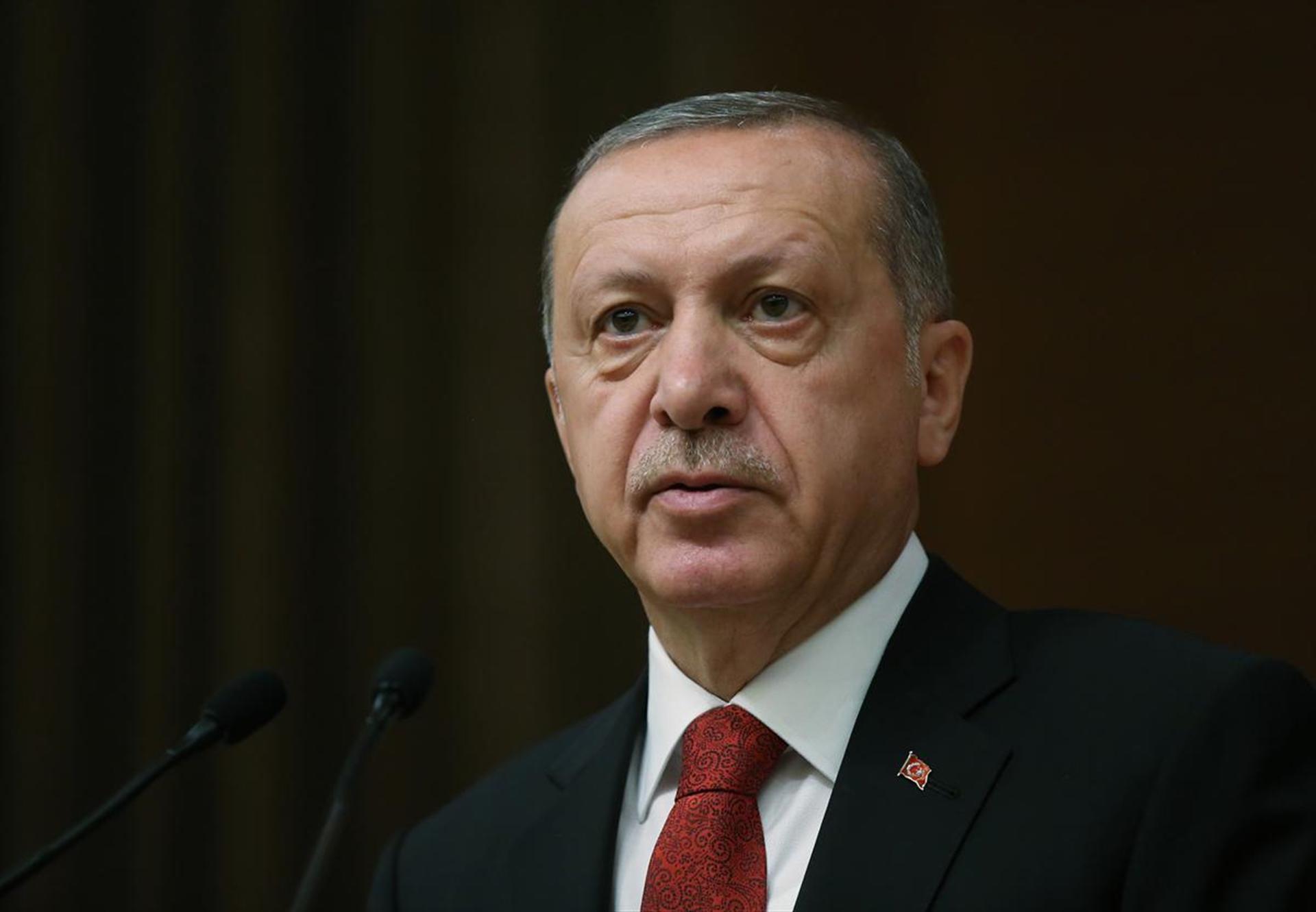 Erdoğan: Gerekirse her dükkana kolluk kuvveti koyarız
