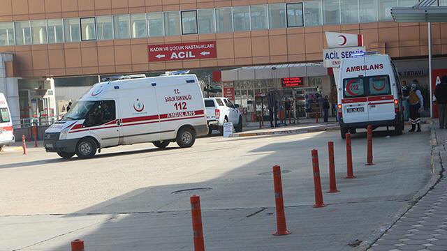 Tokat'ta mutasyonlu virüs hastalarının sağlık durumları hakkında açıklama
