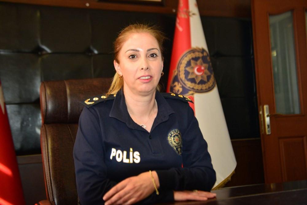 Şehit polisin kızı Adana'nın ilk kadın ilçe emniyet müdürü oldu