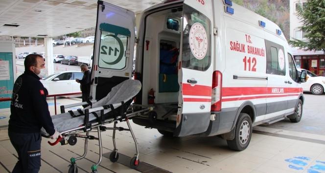 Vali yardımcısının oğlu kaza yaptı! Ehliyetsiz olduğu ortaya çıktı