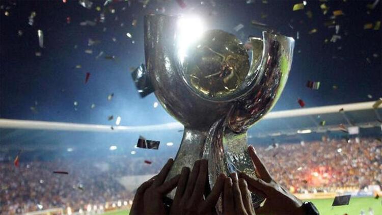 TFF Süper Kupa'da final heyecanı