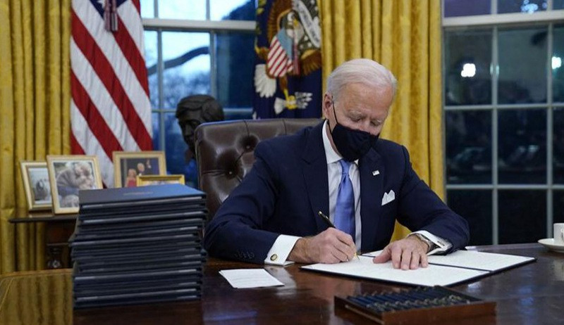Trump durdurmuştu; Biden Filistin'e yardımları yeniden başlatacak