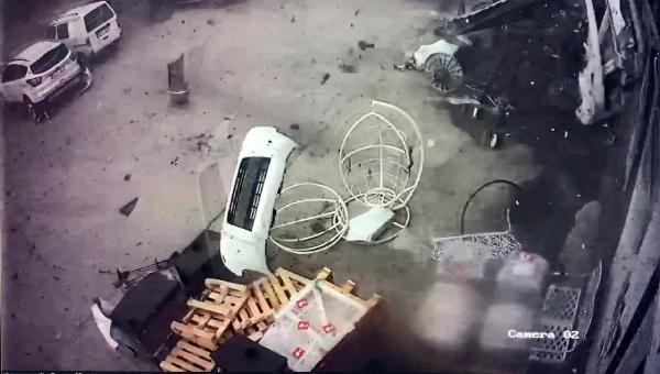 Bursa'yı savaş alanına çeviren fırtınadan yeni görüntüler - Resim: 3