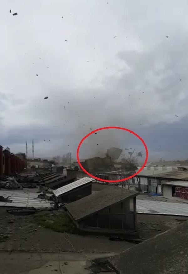 Bursa'yı savaş alanına çeviren fırtınadan yeni görüntüler - Resim: 4