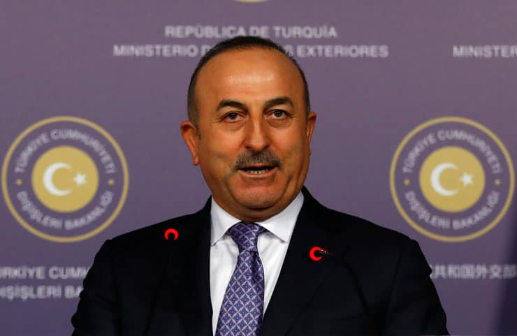Bakan Çavuşoğlu'ndan flaş AB açıklaması