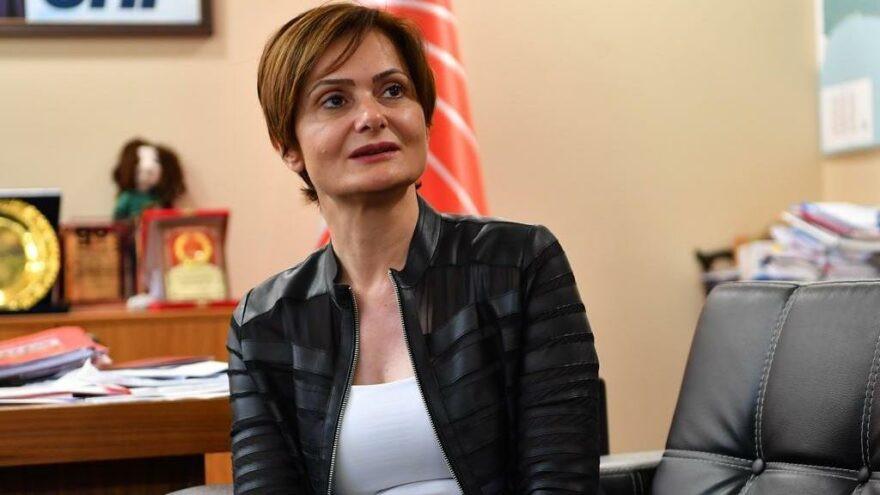 Kaftancıoğlu Bahçeli'ye yanıt verdi: ''Evet militanım''