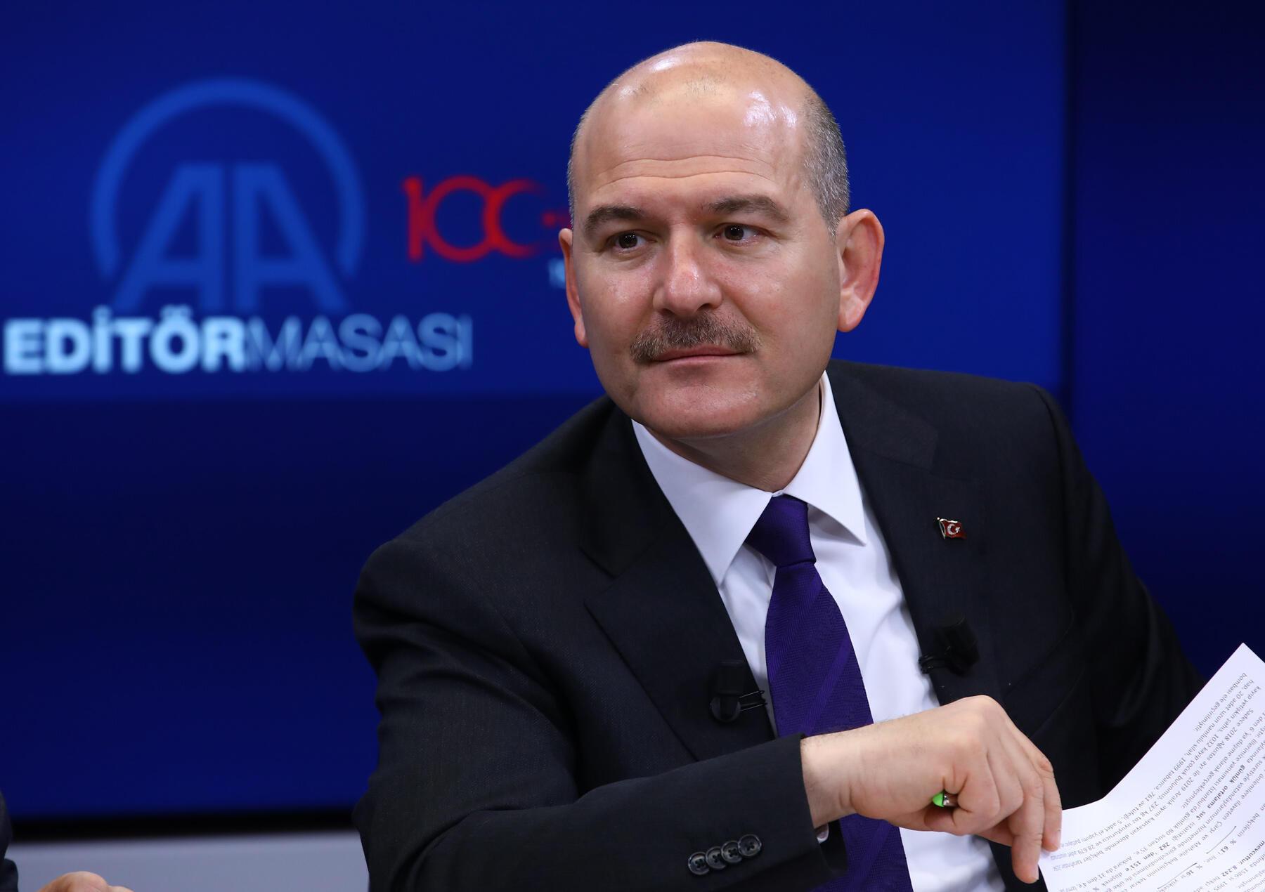 Bakan Soylu'nun da hedefinde Kılıçdaroğlu vardı!