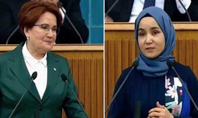 Doğu Türkistanlı kadın çıkınca yayın kesildi!