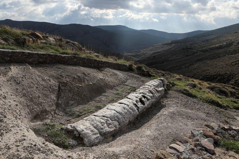 Yunanistan'da 20 milyon yıllık keşif - Resim: 2