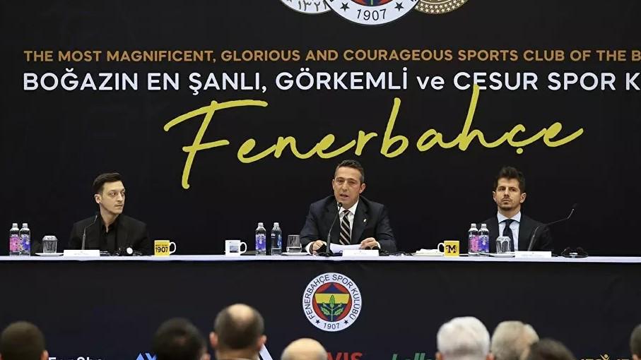 Ali Koç, Mesut Özil transferinin perde arkasını anlattı