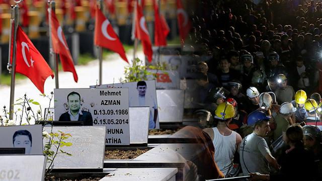301 işçinin hayatını kaybettiği Soma davasında skandal karar!