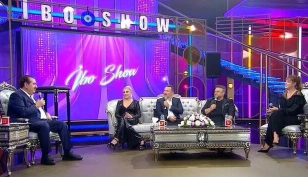 İbo Show'da oryantal Didem sürprizi