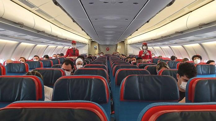 THY'den Almanya yolcularına maske uyarısı