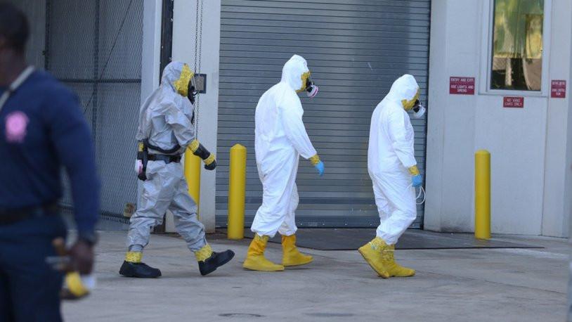 ABD'de kimyasal sızıntı: Ölü ve yaralılar var
