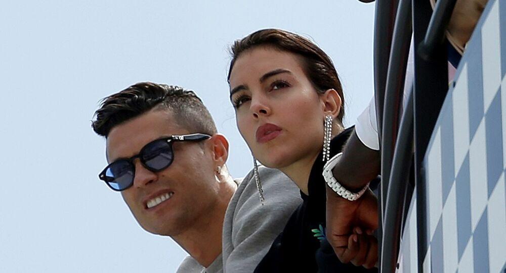 Ronaldo ve Georgina Rodriguez'den büyük skandal