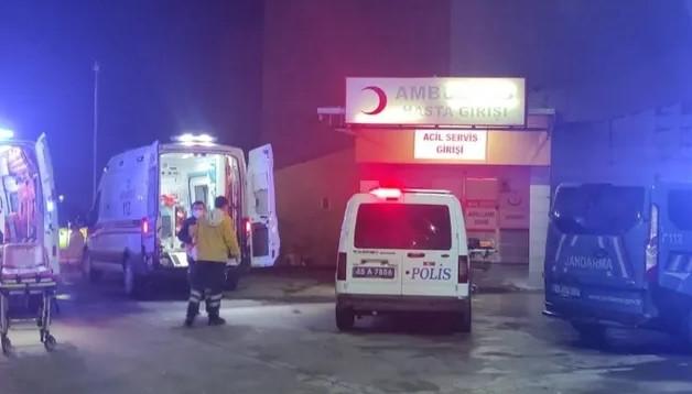 Arama yapmak isteyen polislere saldırı! 3 polis yaralandı