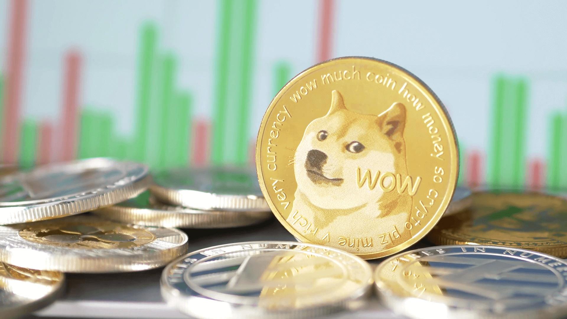 Dogecoin yüzde 812 değer kazandı