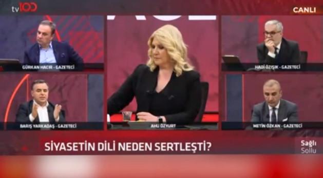 AK Parti'nin anketine yanıt: ''Tek başına %44 alsın mesleği bırakırım!''