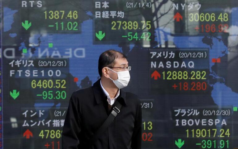 Japonya ekonomisine koronavirüs darbesi! 45 yıldır böylesi görülmedi