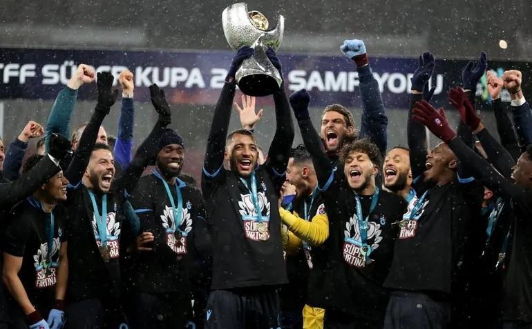 UEFA'dan Trabzonspor'a müjdeli haber!