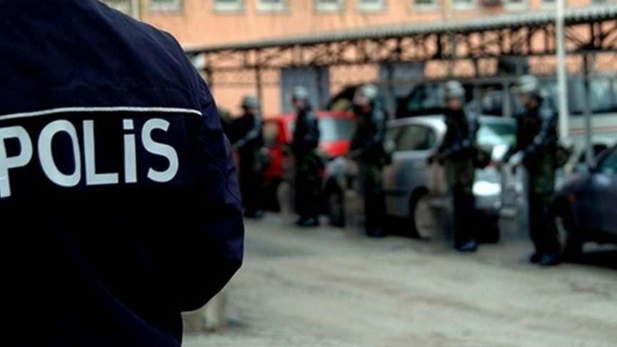 Batman'da HDP'lilerin izinsiz gösterisine polis müdahalesi