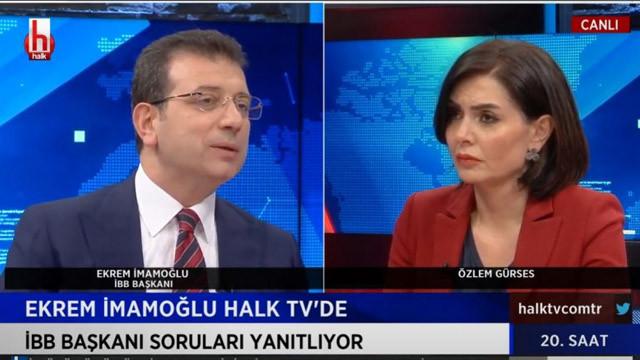 Ekrem İmamoğlu'ndan 3 vekilin CHP'den istifasıyla ilgili açıklama