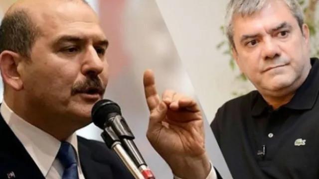 İçişleri Bakanı Süleyman Soylu'dan Yılmaz Özdil'e sert yanıt