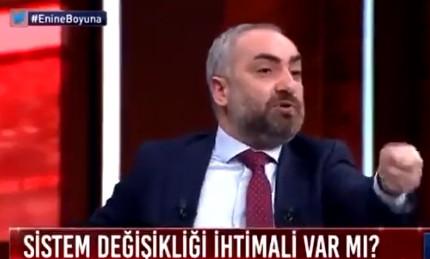 İsmail Saymaz canlı yayında çılgına döndü!