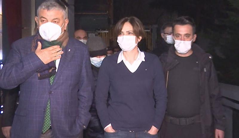 Kaftancıoğlu ve ilçe belediye başkanlarına kaymakamlıktan para cezası