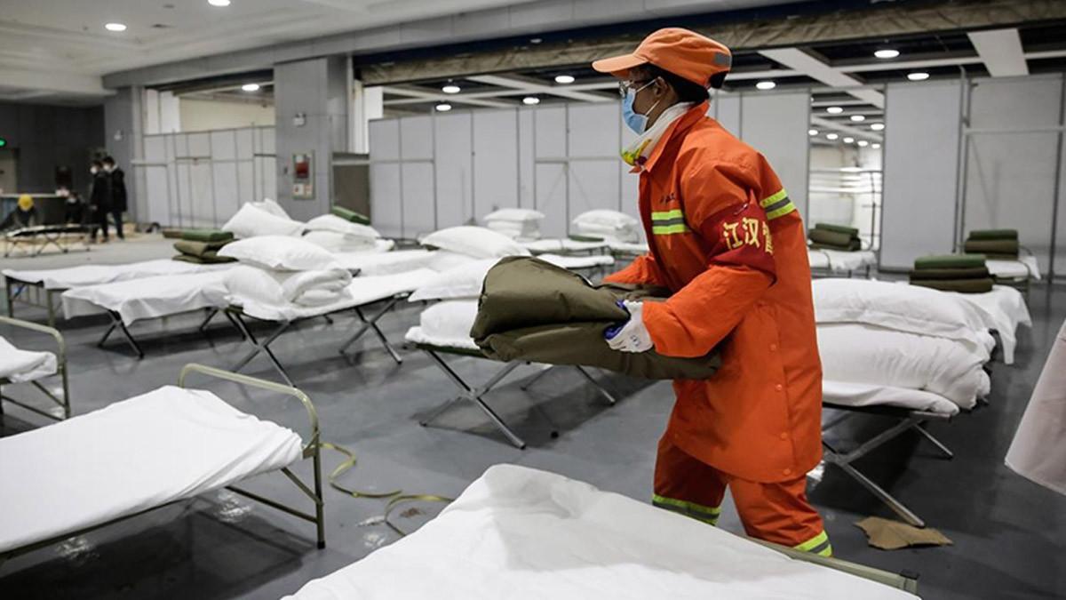 DSÖ heyeti, Wuhan'da çalışmalara başladı