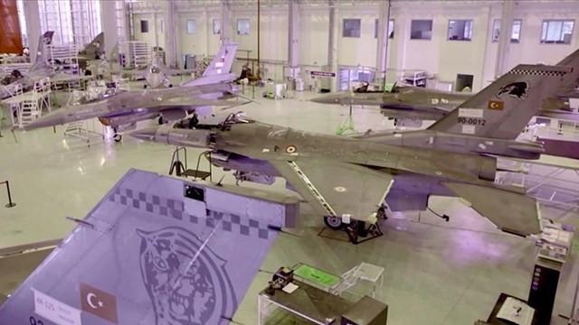 Türkiye'den F-16 hamlesi!