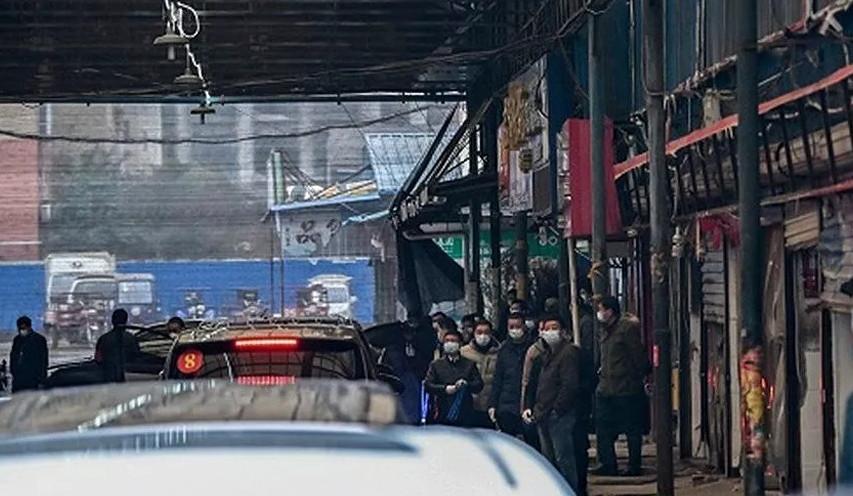 DSÖ Çin'de koronavirüsün sıfır noktasına indi
