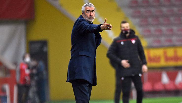 Kayserispor'da Beşiktaş yenilgisi sonrası Samet Aybaba ile yollar ayrıldı
