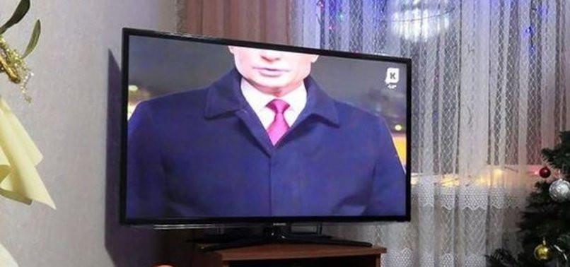''Yarım Putin'' Rusya'da olay oldu