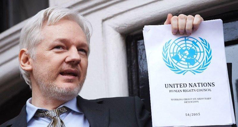 Assange'ın iadesi davasında karar açıklandı