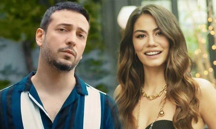 Oğuzhan Koç Demet Özdemir'le aşkını sosyal medyadan ilan etti! - Resim: 1