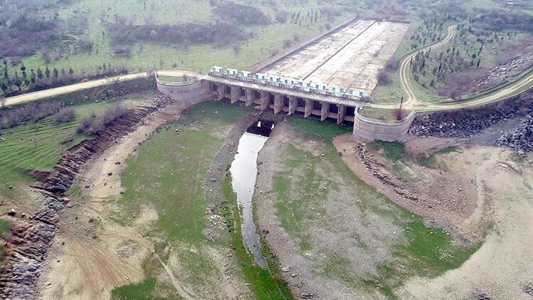 Son 91 yılın en kurak dönemi! O kentin 5-6 aylık su kaldı