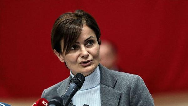 Canan Kaftancıoğlu iddianamesi kabul edildi