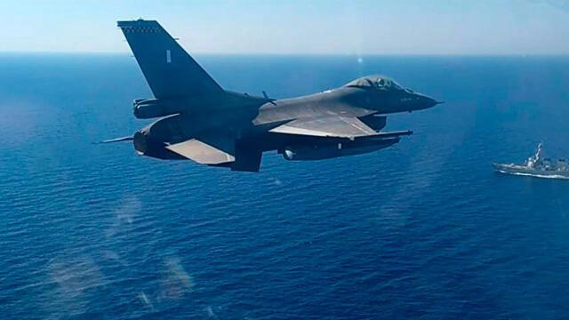 Yunanistan, İsrail'le askeri anlaşmayı onayladı