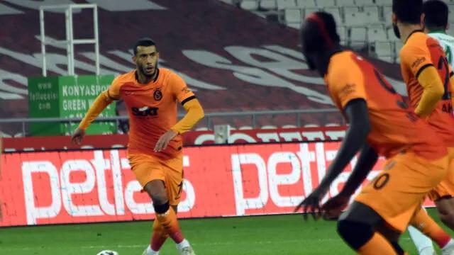 Galatasaray kan kaybediyor: Konyaspor-Galatasaray: 4-3
