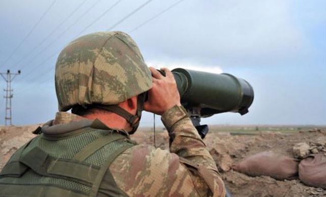 Barış Pınarı bölgesinde 7 terörist öldürüldü