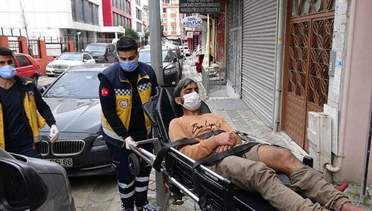 İstanbul'da gasp dehşeti! Yaralılar var