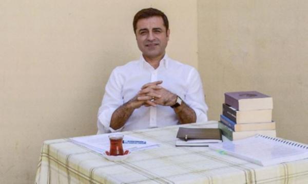 Demirtaş'ın avukatı: ''Sabah Erdoğan'ı da suçluyor!''