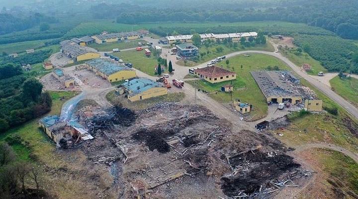Havai fişek fabrikası patlaması davası ertelendi