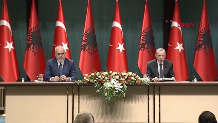 Türkiye ile Arnavutluk arasında işbirliği anlaşması