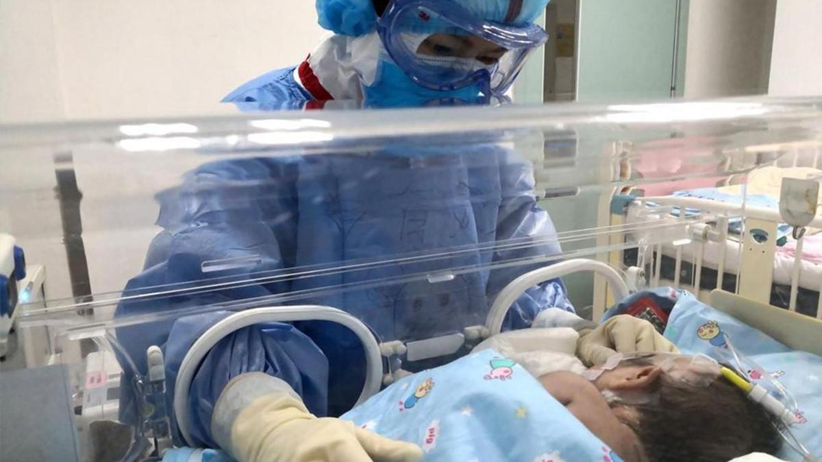 16 aylık bebek koronavirüsten hayatını kaybetti