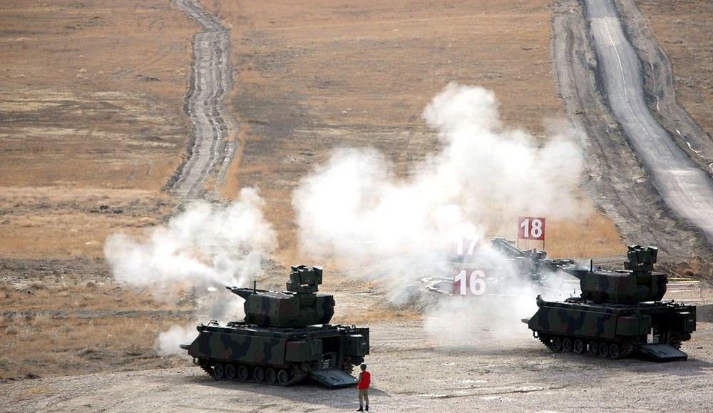 Emniyet'e TSK'nın silahlarını kullanma yetkisi!